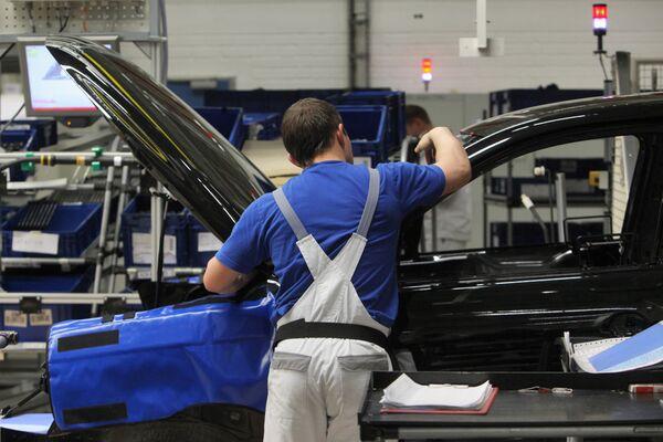 Des Volkswagen et des Skoda bientôt assemblées à Nijni Novgorod - Sputnik France