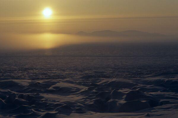Arctique: le FSB russe créera des postes d'observation - Sputnik France