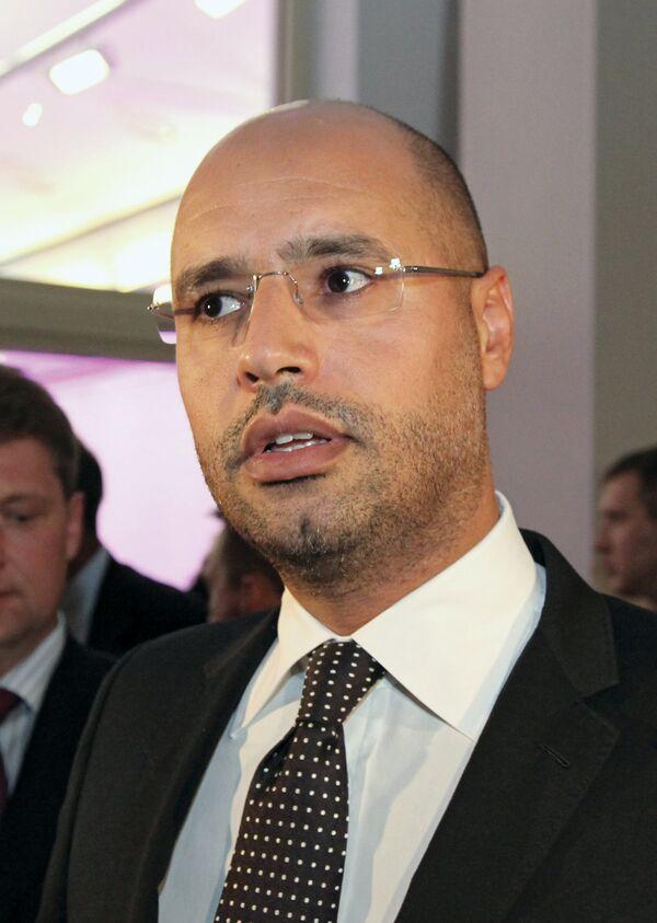 Saïf al-Islam Kadhafi - Sputnik France