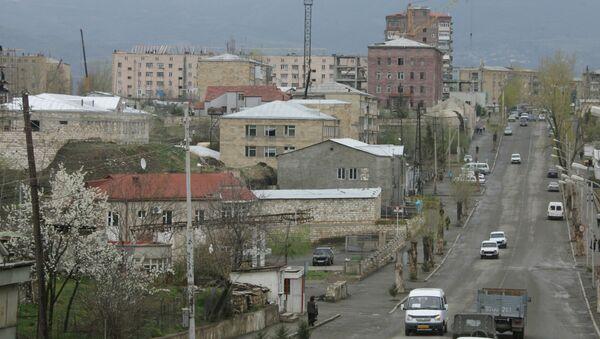 Haut-Karabakh. (Archives) - Sputnik France