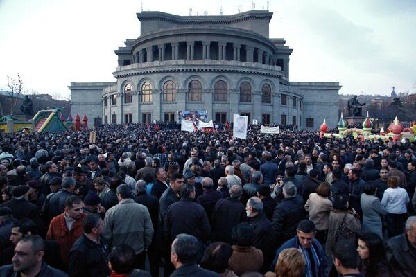 Arménie: 40% de la population veut émigrer (sondage) - Sputnik France