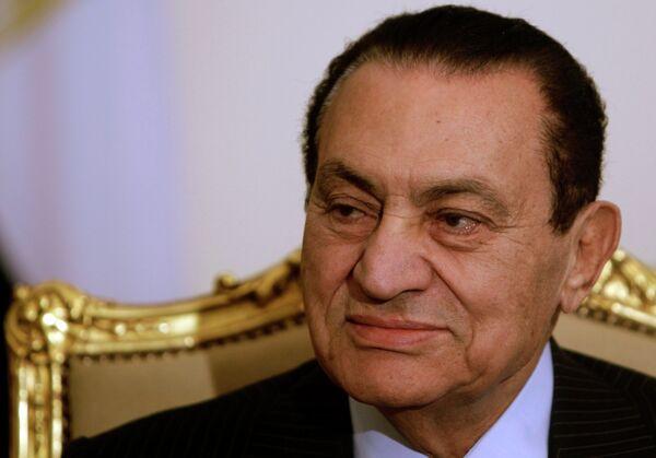 Hosni Moubarrak - Sputnik France