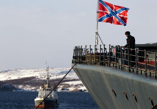 La flotte russe du Nord - Sputnik France