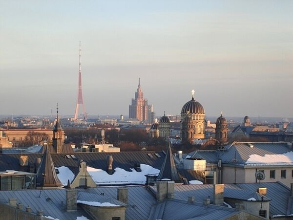 Riga, Lettonie - Sputnik France