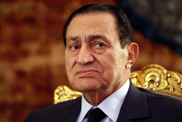Hosni Moubarak - Sputnik France