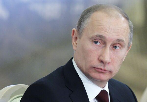 La Russie retrouvera sa place parmi les leaders économiques (Poutine) - Sputnik France