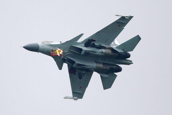 Su-35 - Sputnik France