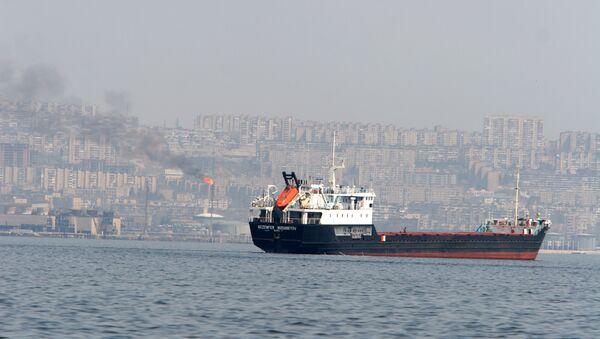 Каспийское море, г.Баку - Sputnik France
