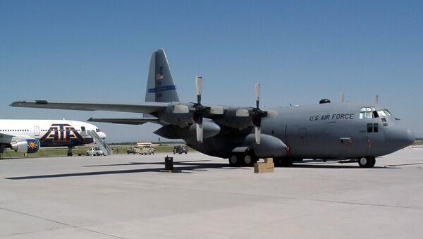 Un C-130 Hercules - Sputnik France