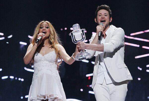 Finale de l'Eurovision 2011 - Sputnik France