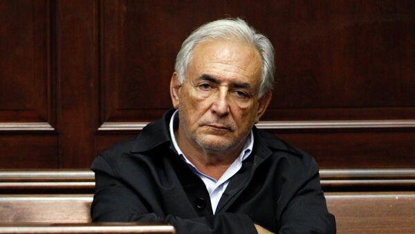 Dominique Strauss-Kahn - Sputnik France