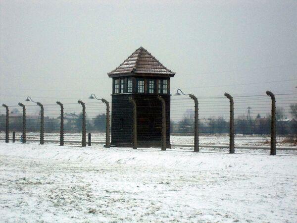 L'ancien camp de concentration nazie Auschwitz - Sputnik France