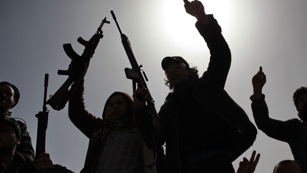 Ливийский город Рас-Лануф взят под контроль силами оппозиции - Sputnik France