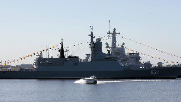 La corvette russe Soobrazitelny - Sputnik France