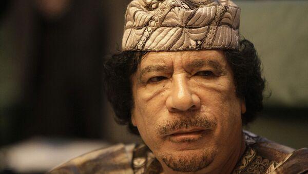 Каддафи не готов покинуть пост, заявил Маргелов - Sputnik France