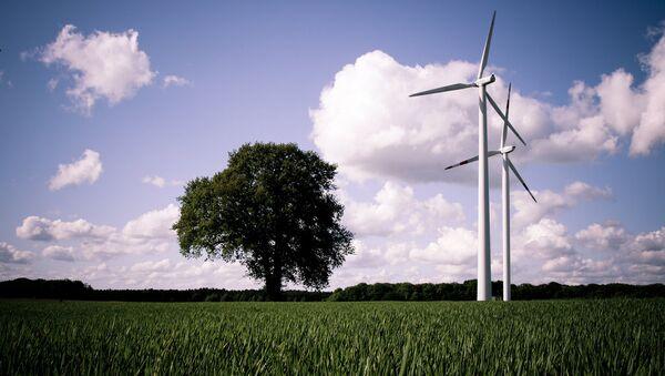 Des éoliennes - Sputnik France