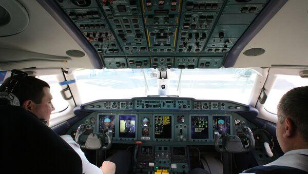 Des pilotes - Sputnik France