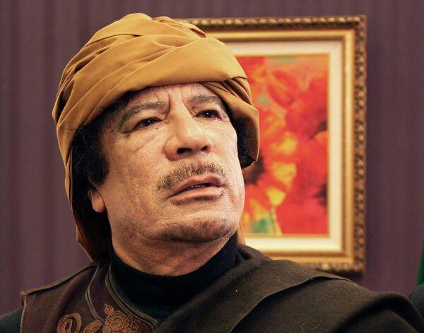 Kadhafi pourrait proclamer un Etat indépendant dans le sud - Sputnik France