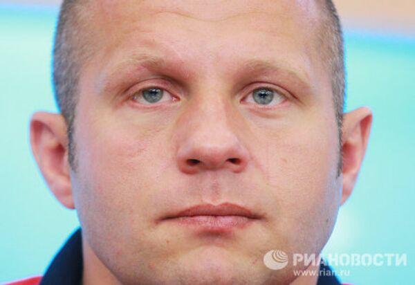 Fedor Emelianenko, meilleur combattant de la décennie  - Sputnik France