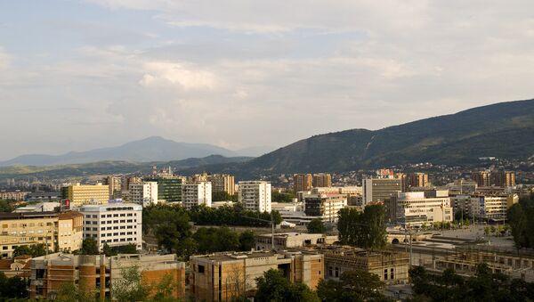Skopje - Sputnik France