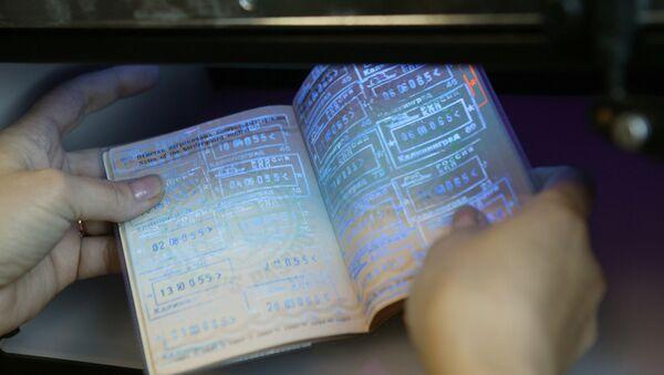 Les visas, instrument du dialogue russo-américain - Sputnik France