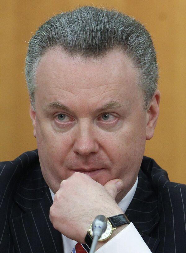 Porte-parole du ministère des Affaires étrangères Alexandre Loukachevitch - Sputnik France