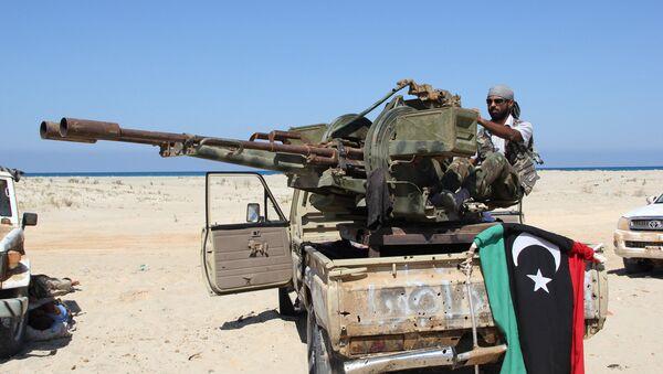 Ситуация в Ливии - Sputnik France