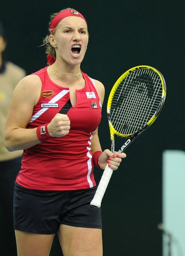 Kuznetsova bat Cornet au premier tour - Sputnik France