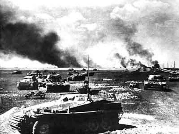 Seconde guerre mondiale: la bataille de Koursk (1943) - Sputnik France