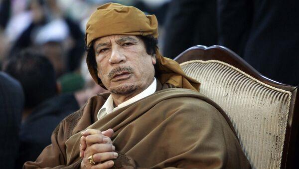 Каддафи похоронят по мусульманским обычаям в тайном месте – СМИ - Sputnik France