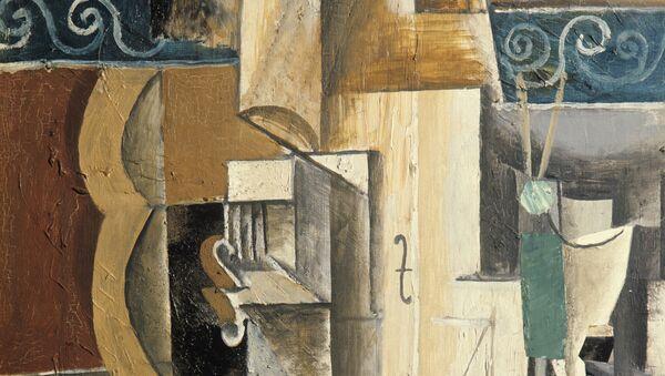 Pablo Picasso: Violon et guitare - Sputnik France