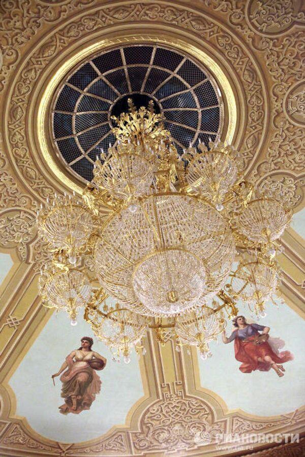 La rénovation du théâtre Bolchoï - Sputnik France