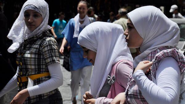 Мусульманские женщины - Sputnik France