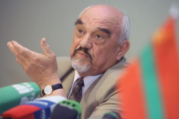 Le leader de Transnistrie Igor Smirnov. - Sputnik France