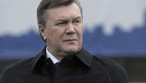 Viktor Ianoukovitch, ex-président de l'Ukraine - Sputnik France