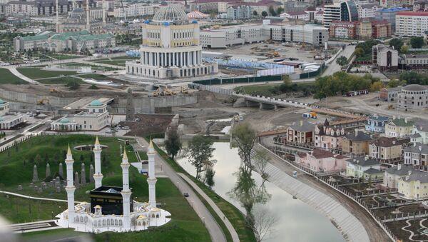 La ville de Grozny - Sputnik France