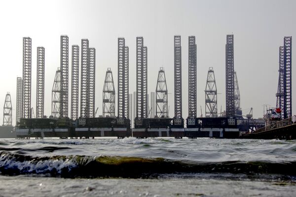 Pétrole: l'Iran rembourse 60 M USD au russe Lukoil - Sputnik France