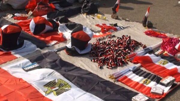 Egypte: les tongs à l'effigie de Moubarak se vendent bien - Sputnik France