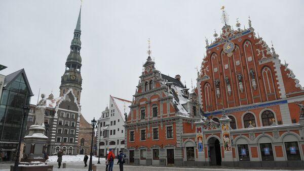 Riga, la capitale de la Lettonie - Sputnik France
