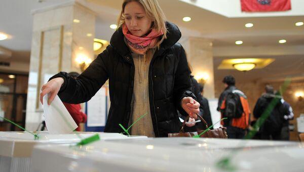 les élections russes - Sputnik France
