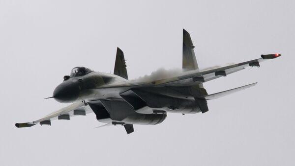 Chasseur Sukhoï Su-35 - Sputnik France