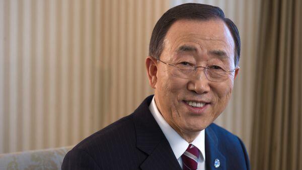 Ban Ki-moon - Sputnik France