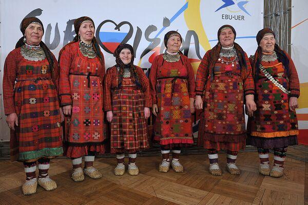 Eurovision 2012: les babouchkas russes cotées à la deuxième place - Sputnik France