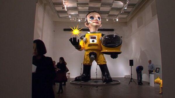 L'art contemporain japonais exposé à Moscou  - Sputnik France
