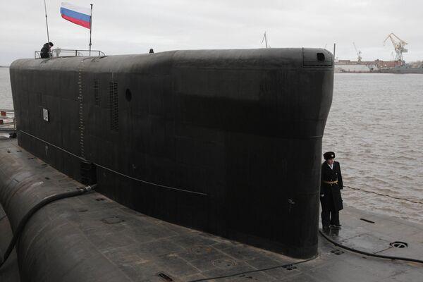 Sous-marin nucléaire russe Alexandre Nevski - Sputnik France