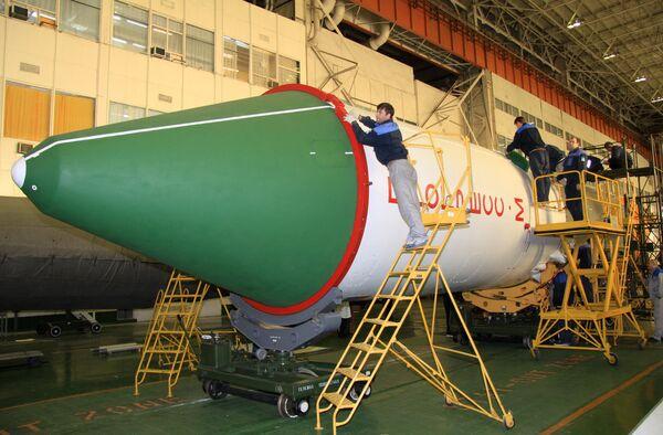 Le cargo Progress M-14M  - Sputnik France
