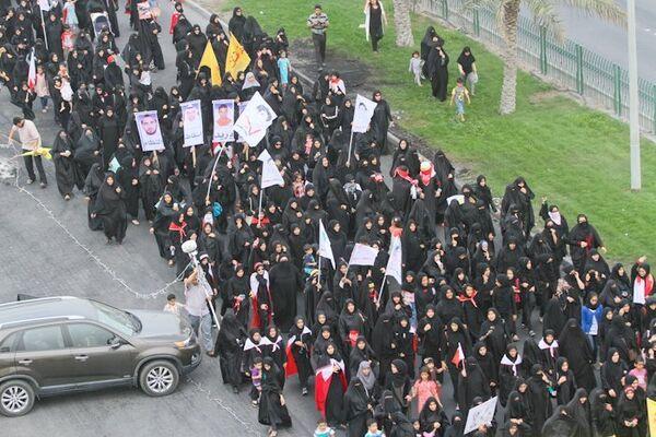 Protestation au Bahreïn - Sputnik France
