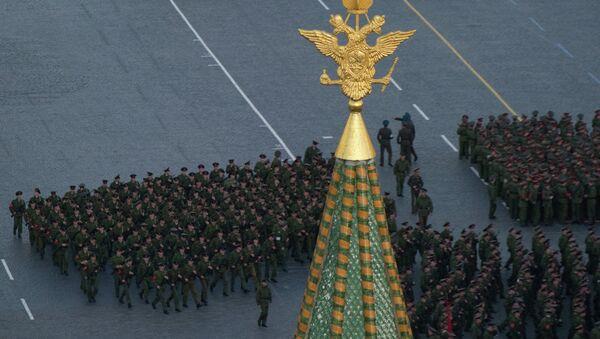 Репетиция парада Победы на Красной площади - Sputnik France