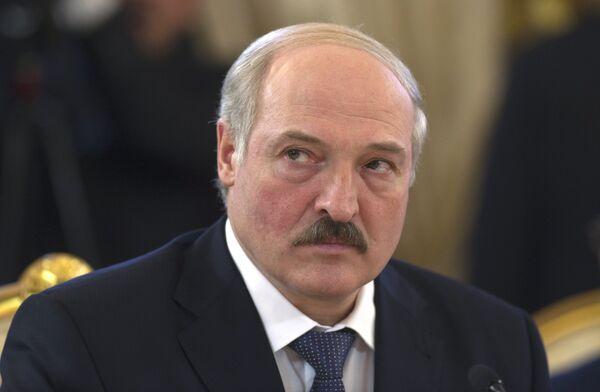 Président biélorusse Alexandre Loukachenko - Sputnik France