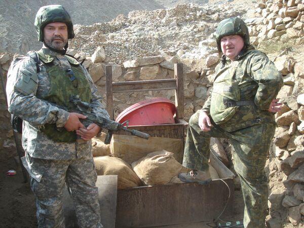 Opération conjointe des forces de l'ordre russes et américaines en Afghanistan (archive) - Sputnik France